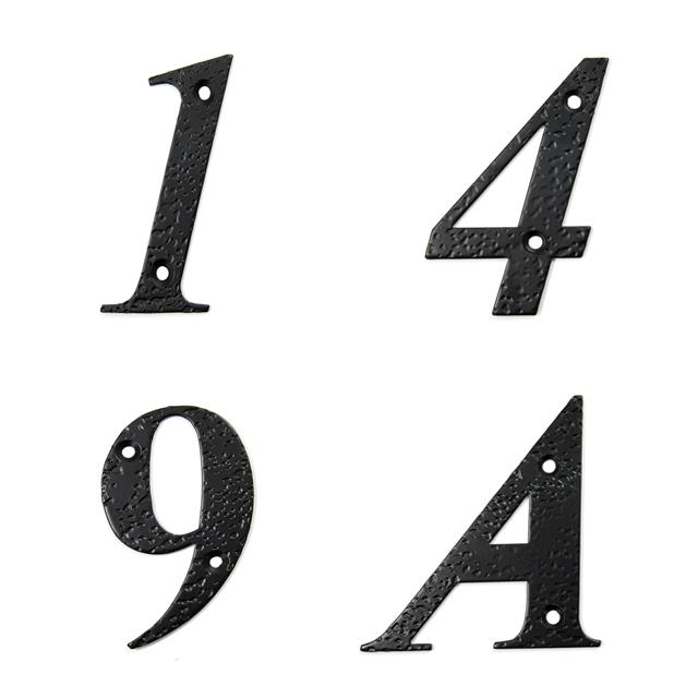 STEEL BUILDING NUMBERS