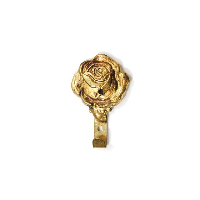 BRASS FRAME HANGER GOLD Q118