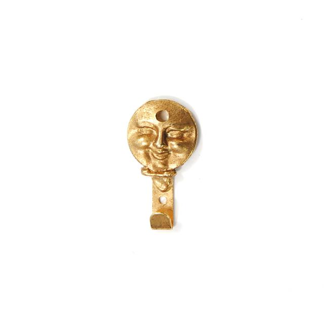 BRASS FRAME HANGER GOLD Q068