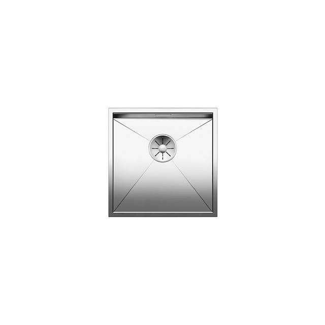 ΝΕΡΟΧΥΤΗΣ ΑΝΟΞΕΙΔΩΤΟΣ BLANCO ZEROX 400-U 44 x 44