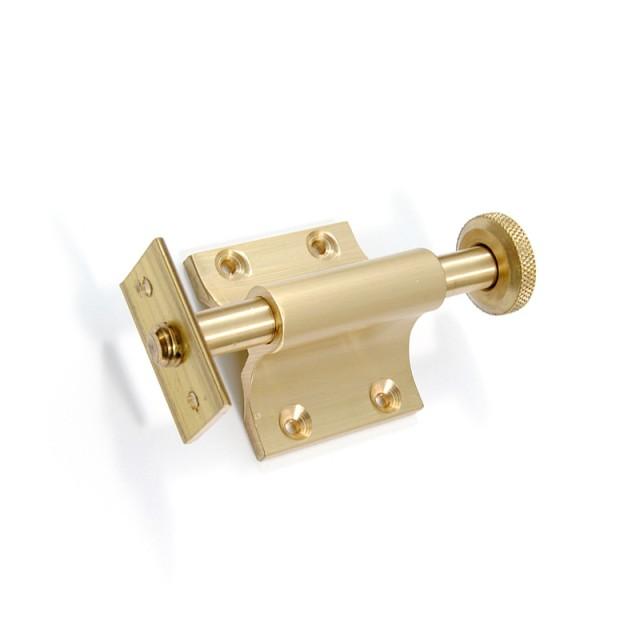 MAT GOLD SECURITY BOLT LOCK