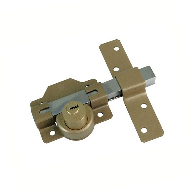 GOLD SECURITY BOLT LOCK