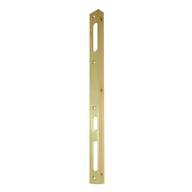 BRASS GOLD DOUBLE RIGHT ANGULAR CONTRAST 50