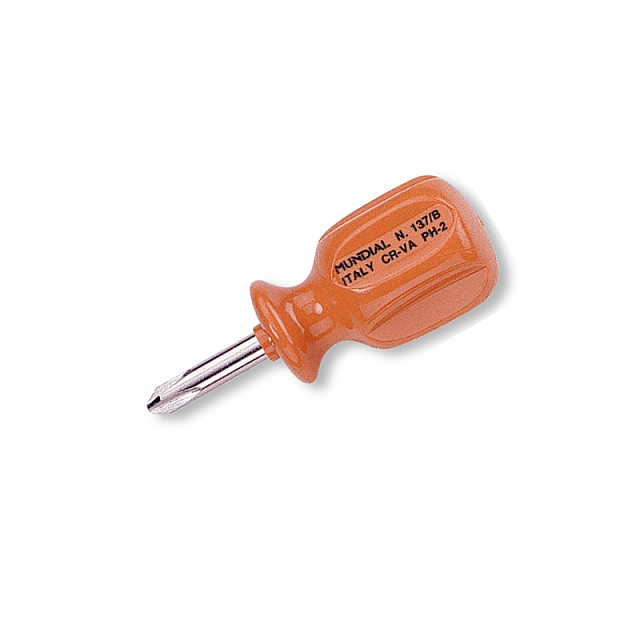 SCREWDRIVER FOR PHILLIPS CROSS HEAD SCREWS PH1