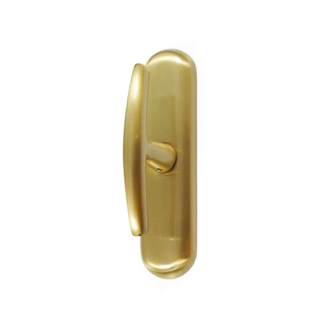 MAT GOLD WINDOW HANDLE DELIA