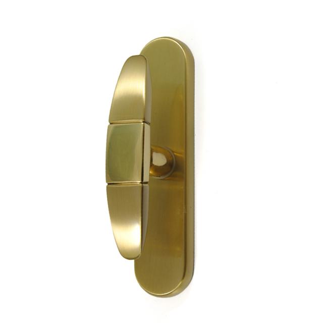 GOLD - MAT GOLD WINDOW HANDLE ATENA