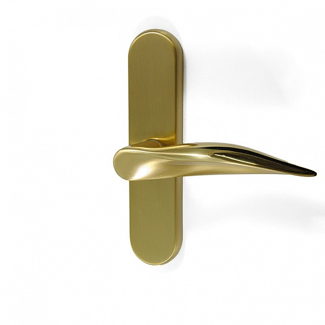 GOLD - MAT GOLD WINDOW HANDLE DANI