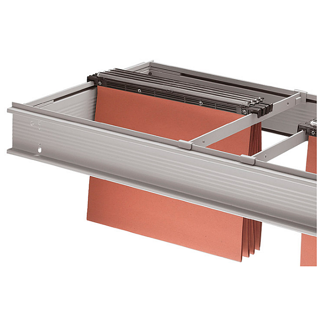 PULL-OUT CRADLE 74,5x35,5 GREY RAL 9006