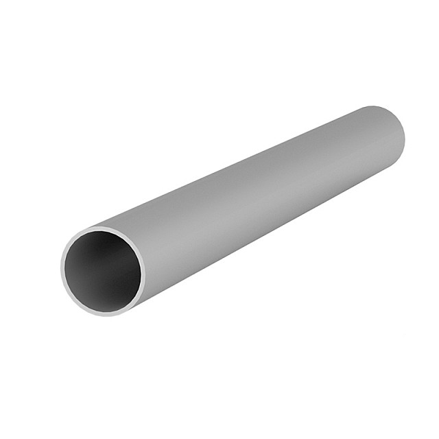 ALUMINUM ROUND TUBE D.20x1mm ANODISED