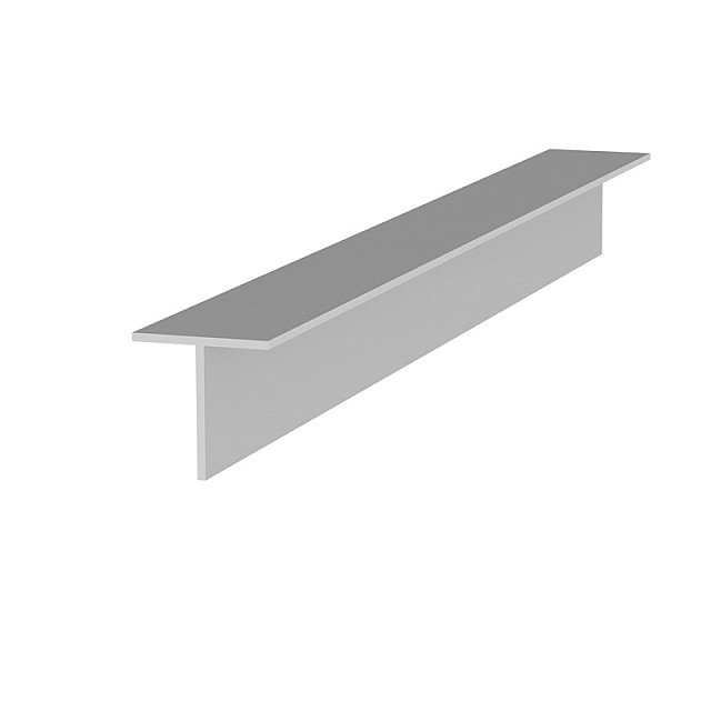T-SHAPE ALUMINUM PROFILE 20x20 ANODISED