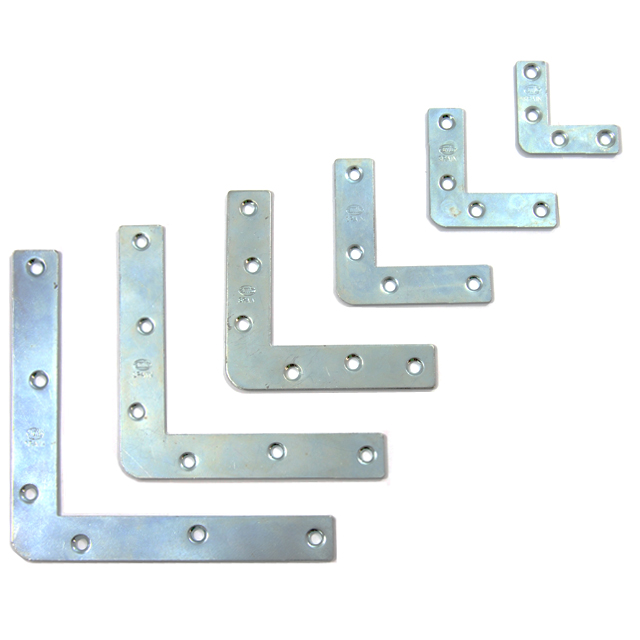 L-Shape Flat Brackets