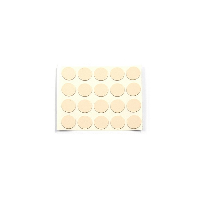 ADHESIVE HOLE COVER D.13 BEIGE 18052