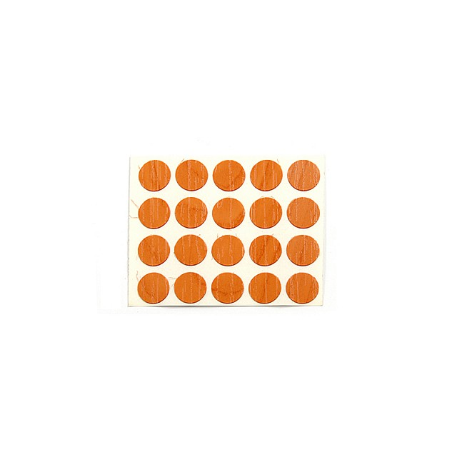 ADHESIVE HOLE COVER D.13 MAPLE 277PLR2