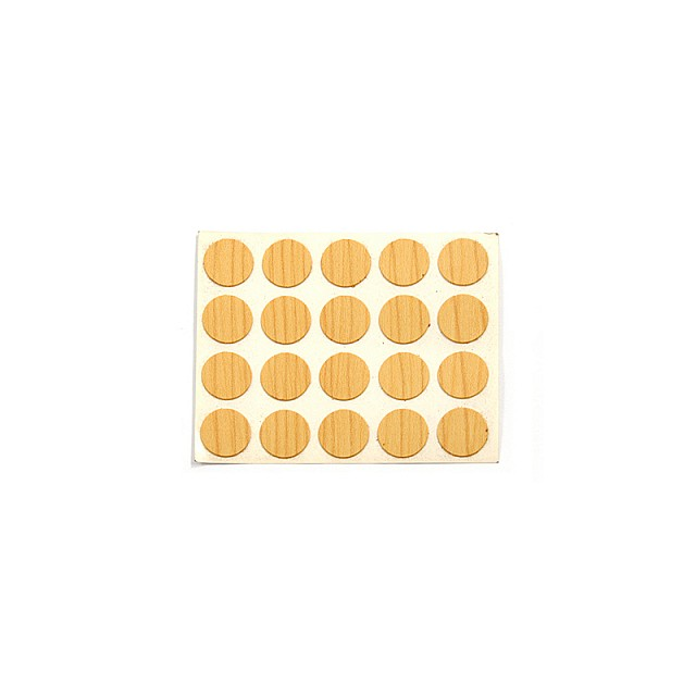 ADHESIVE HOLE COVER D.13 PINE 282