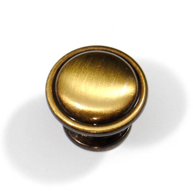C734 FURNITURE KNOB / ANTIQUE
