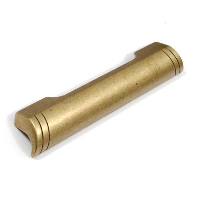 C1345 FURNITURE HANDLE - DROP / ANTIQUE 29 / 96-128mm