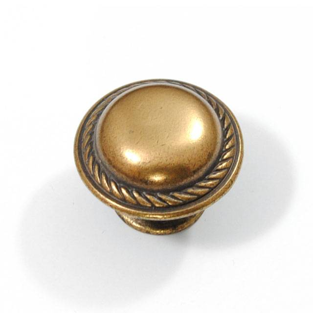 C784 FURNITURE KNOB / ANTIQUE