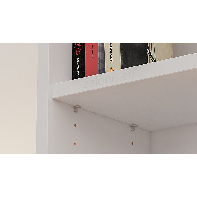 PLUG-IN SHELF SUPPORT D.5 / NIKEL