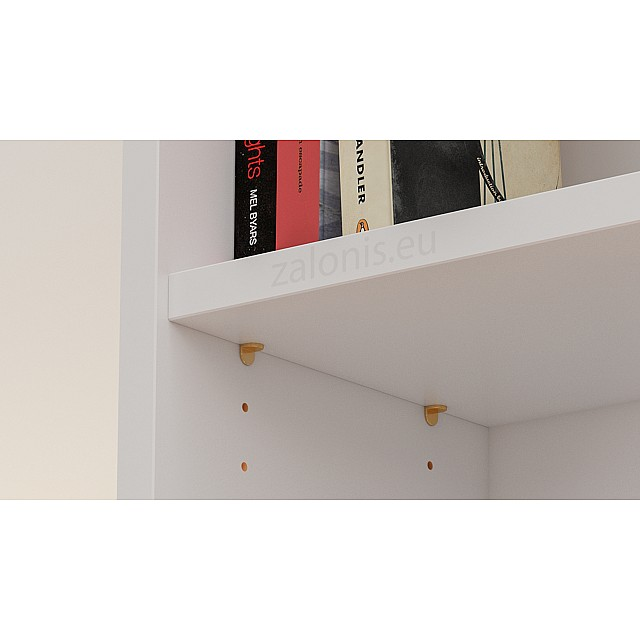 PLUG-IN SHELF SUPPORT D.5 / GOLD