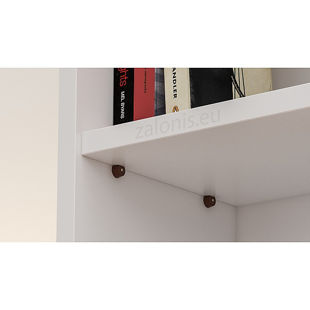NAILED SHELF SUPPORT / BROWN
