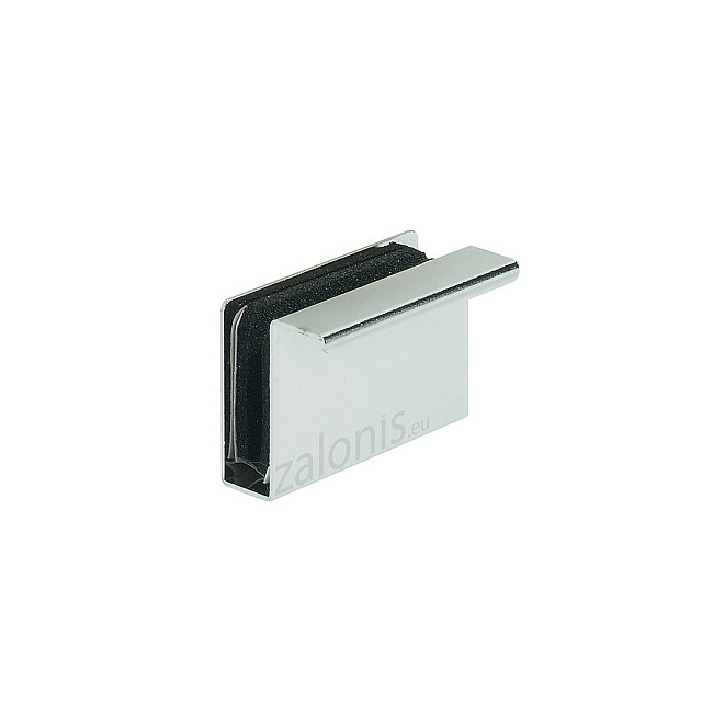 STRIKE PLATE FOR MAGNETIC PRESSURE CATCHES 40x24 / WITH HANDLE