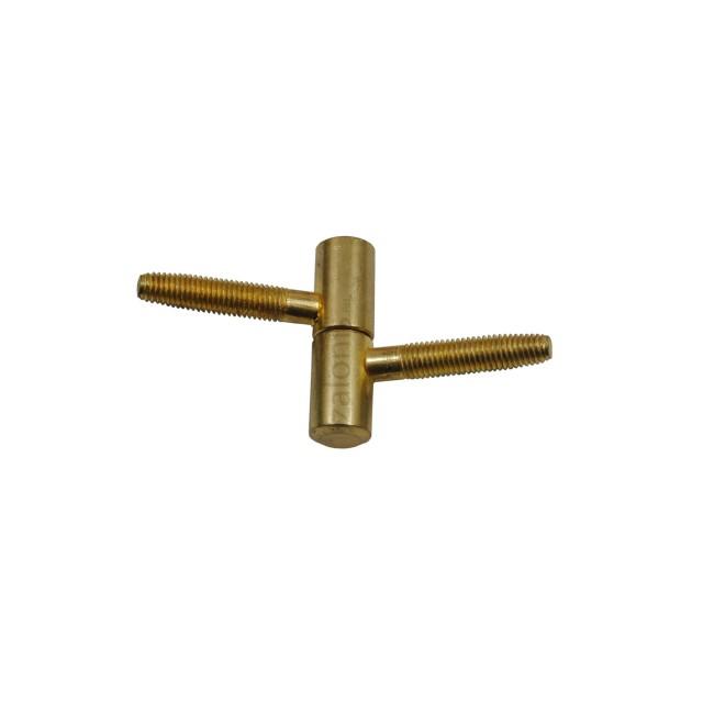 PIPE DOOR HINGE / H.45-D.13 / GOLD