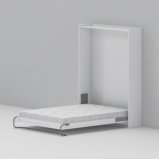 DOUBLE WALL BED - MECHANISM AND LEG