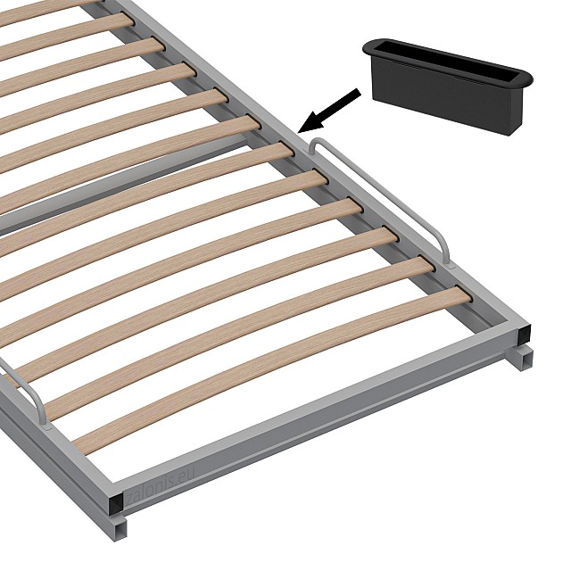 BED SLATS HOLDER REPLACEMENT