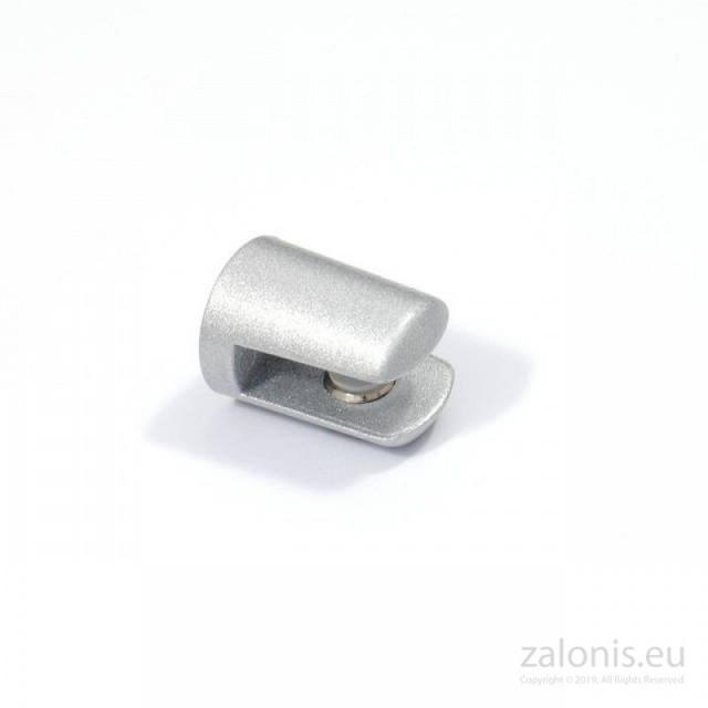 ΣΤΗΡΙΓΜΑ ΚΡΥΣΤΑΛΛΩΝ ΣΤΕΝΟ ΖΑΜΑΚ 8-10 mm ΑΛΟΥΜ ΜΑΤ