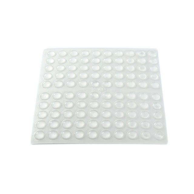 ADHESIVE DAMPERS D.10x3 CARD(100)