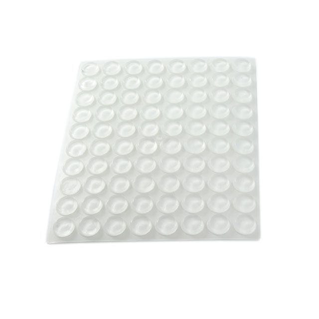ADHESIVE DAMPERS D.13x4 CARD(80)