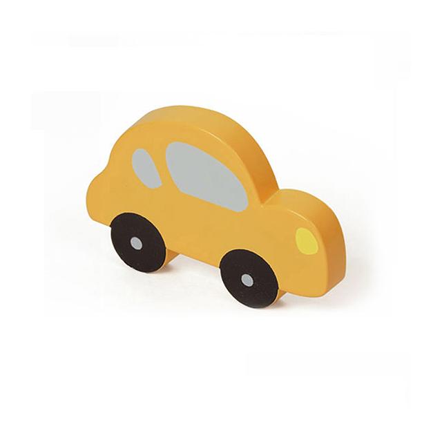 CHILDREN ORANGE CAR KNOB