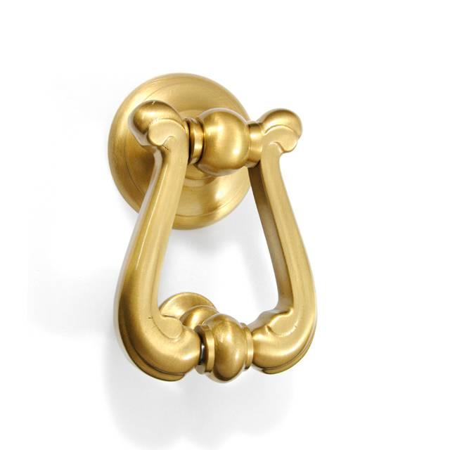 LIRA MAT GOLD DOOR KNOCK