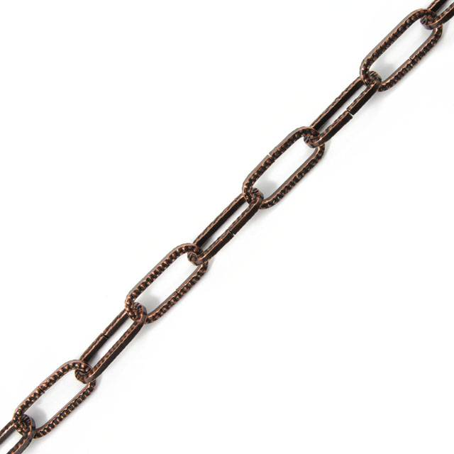 CHAIN 3mm FORGED ANTIQUE