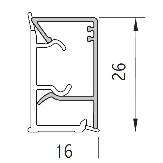 PROFILES 16x26