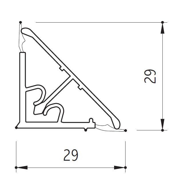 PROFILES 29x29
