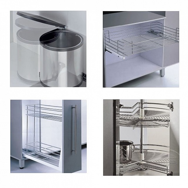 Cabinet Pull-Outs
