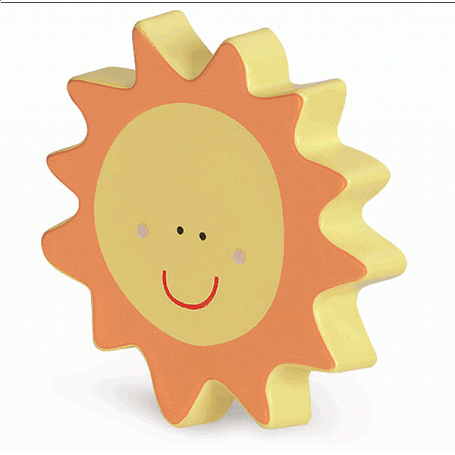 CHILDREN SUN KNOB