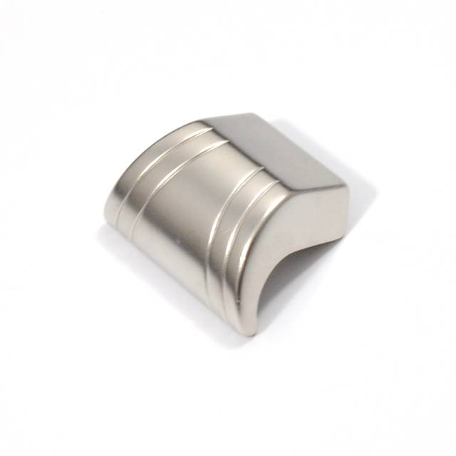 C1345 FURNITURE KNOB - PULL / MAT NICKEL 30 / 16mm