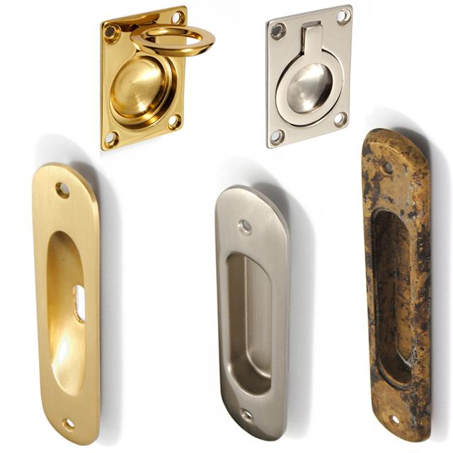 DOOR INSET HANDLES-PULLS