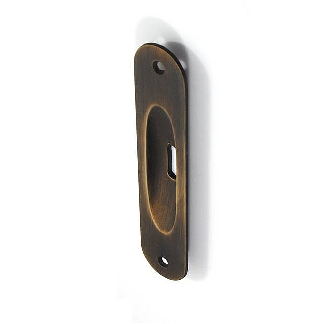 GAMMA ANTIQUE PULL FOR SLIDING DOOR WITH HOLE