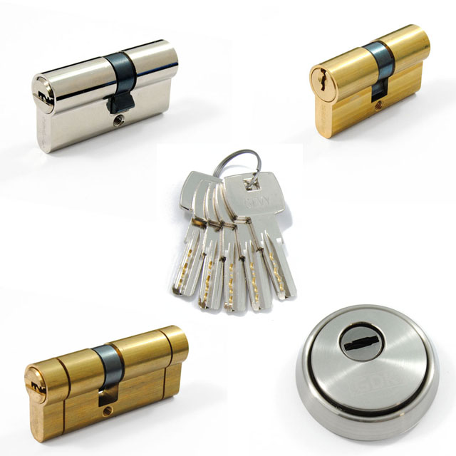 SECURITY CYLINDERS