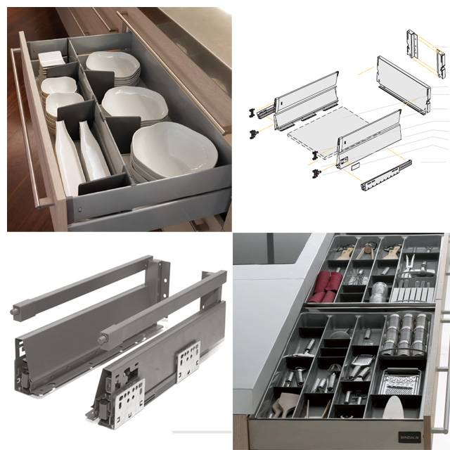DRAWERS AND DRAWER SYSTEMS