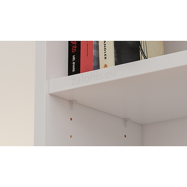 PLUG-IN SHELF SUPPORT D.5 / WHITE