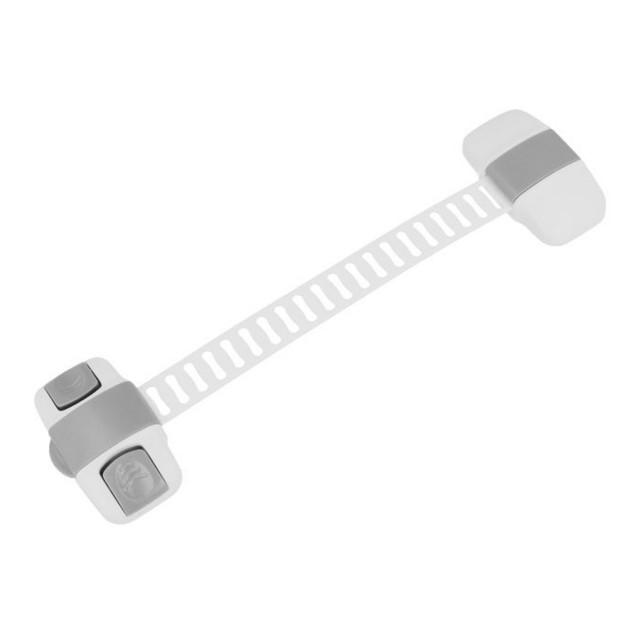 ADJUSTABLE SAFETY LOCK / WHITE