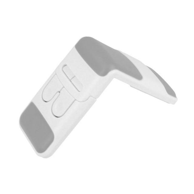 SIDE SAFETY LOCK / WHITE-GREY