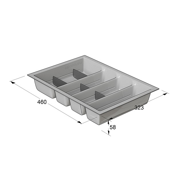 CUTLERY TRAY INDAUX / CABINET 40 (32,3x46)