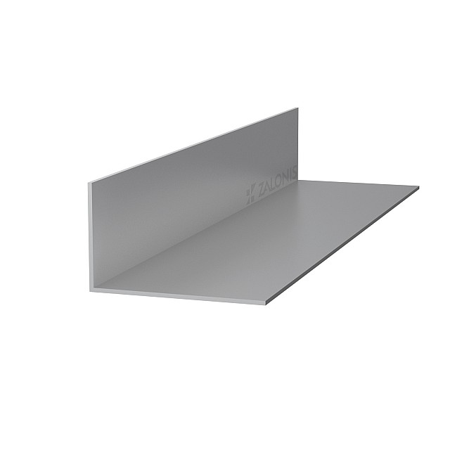 L-SHAPE ALUMINUM PROFILE 50x30 ANODISED